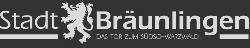 Bräunlingen Tourismus Logo Footer