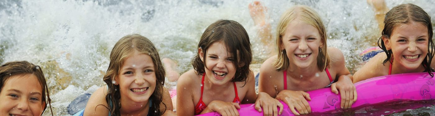 Kirnbergsee Kinder Wasser